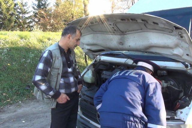 Прокуратура нашла технические неисправности у 9 муниципальных автобусов.