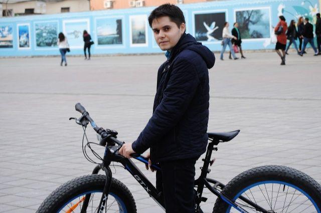 Велосипедная дорожка соединит Гилевскую рощу и Затюменский парк