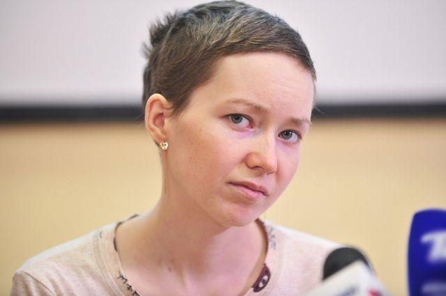 Дарья Старикова.