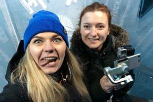 В гостях АиФ.ua -  журналист реалити «Заробітчани» Катерина Сенченко и режиссер Юлия Кучук.