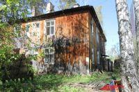 Мать и дочь живут в полуразрушенном здании на улице Капитанской.