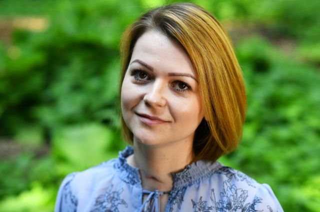 Юлия Скрипаль дала интервью впервые после отравления