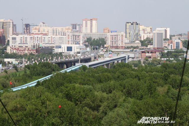 Участок земли для нового ЛДС в Новосибирске уже зарезервирован.