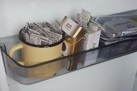 Расфасованные по пакетикам наркотики хранились в холодильнике.
