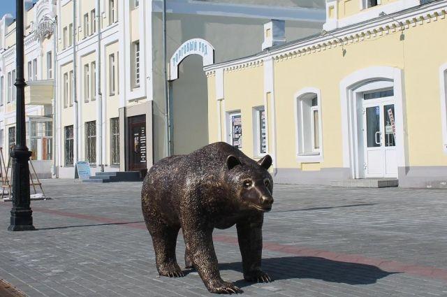 Мало-Тобольская улица в Барнауле