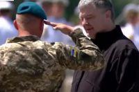 Отныне украинская морская пехота должна щеголять в беретах цвета морской волны.