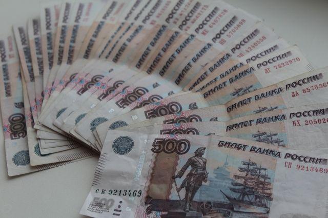 В общей сложности мужчина задолжал работникам более 89 тысяч рублей