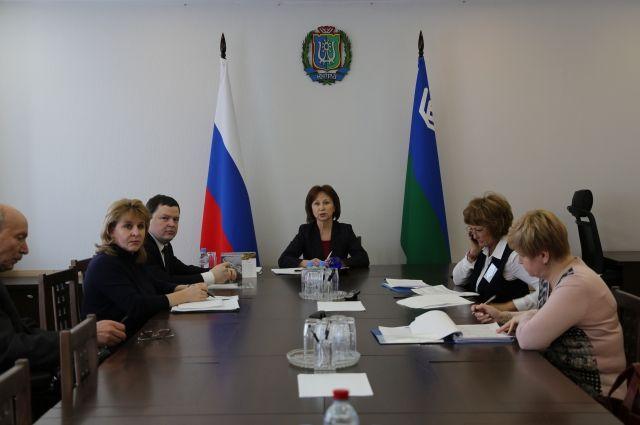 Наталья Стребкова во главе Общественного совета