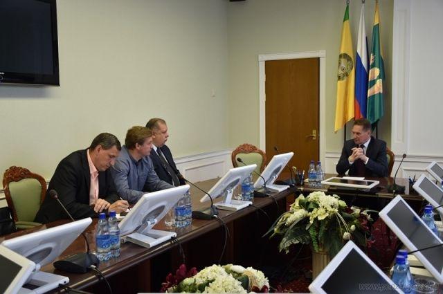 Директор «Империи» Андрей Бачурин отчитался о текущей деятельности клуба.