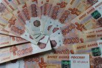Деньги проходили по уголовному делу.
