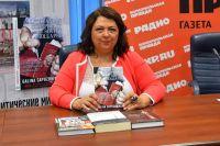 Галина Сапожникова.