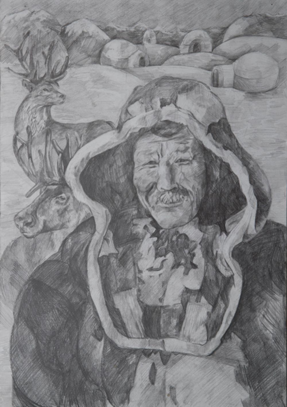 Дыхание Севера. Екатерина Таборова, 14 лет, Гимназия №14, Северодвинск.