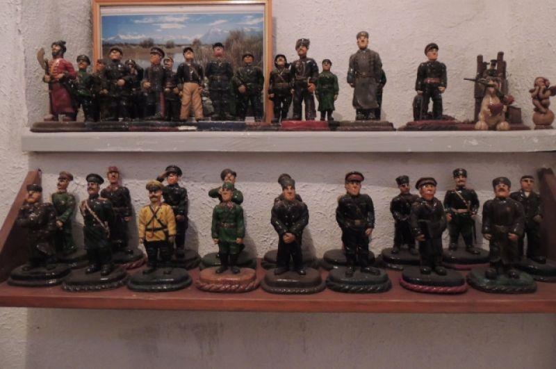 Сувениры из хлеба – считались главным атрибутом российских тюрем.