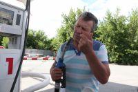 На 5% подорожал бензин за год.
