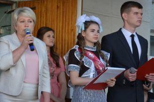 Поздравления депутатов - оренбургским выпускникам.