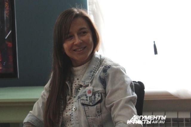 История оренбургской танцовщицы Тати Канаевой не похожа на историю Золушки.