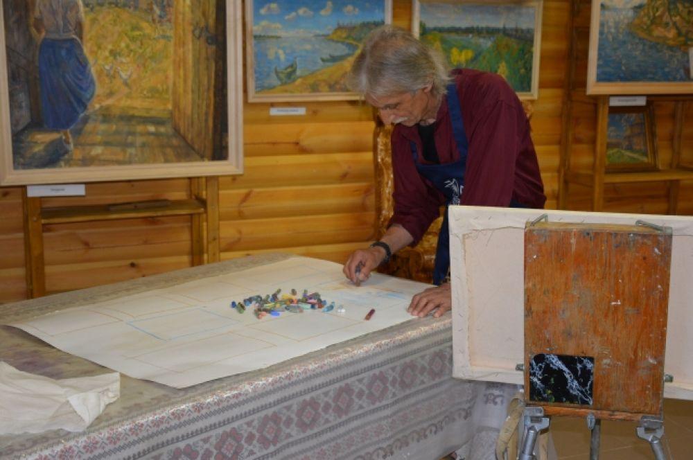 Ночь музея истории Хлынова в творческой мастерской с мастер-классами...