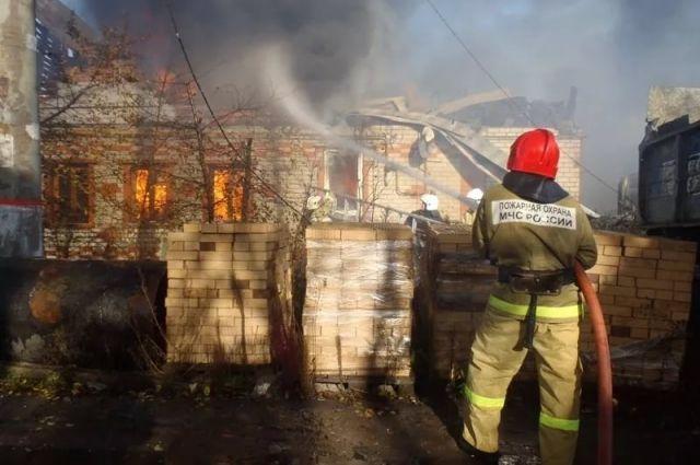 Собственники пострадавших от пожара квартир на ул.Цвиллинга в Оренбурге получили деньги