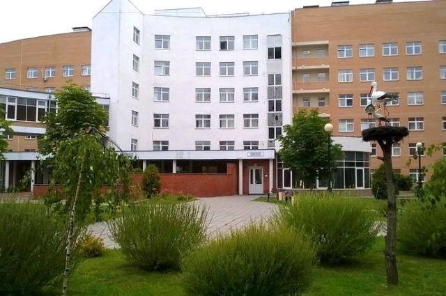 Родильный дом больницы им. М. П. Кончаловского (Зеленоград).