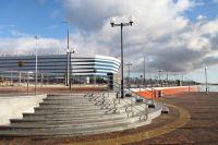 В Калининграде закончили благоустройство 800-метровой Парадной набережной.