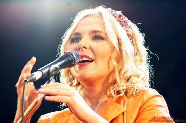 Певица Пелагея