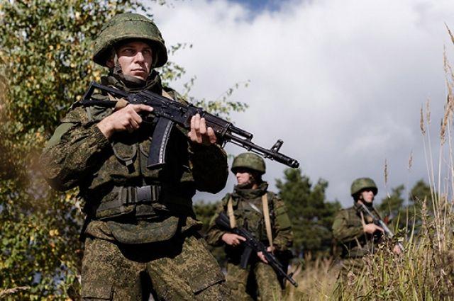 Лучшая команда представит Россию на Международных военных играх