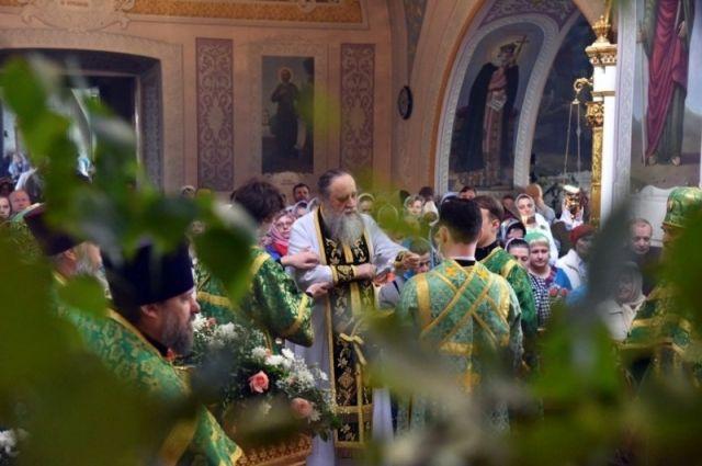 27 мая - День Святой Троицы.