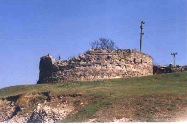 Крепость ни разу не реставрировали.