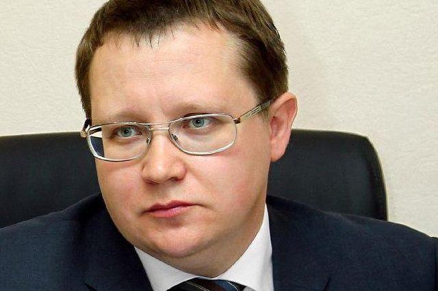 В Ноябрьске новым первым заместителем главы администрации стал Андрей Власов