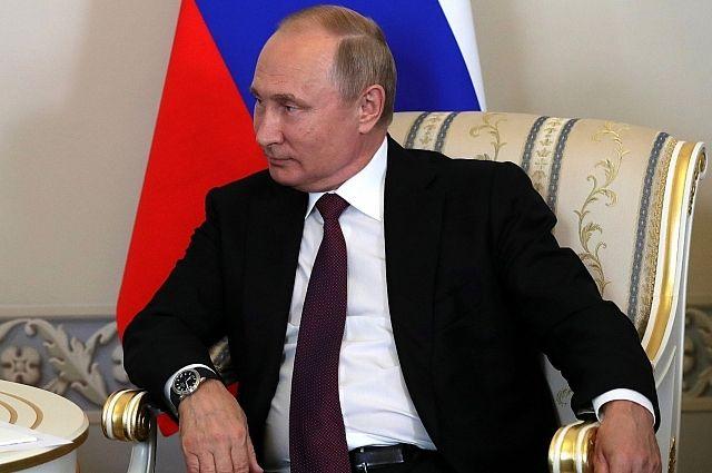 Впереди нас ожидает кризис, которого мир еще не лицезрел — Путин