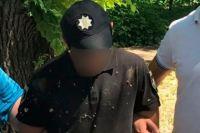 В Запорожье полицейский и его сожительница торговали наркотиками