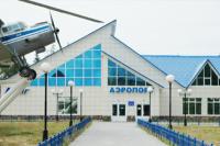 Аэропорт в Березово