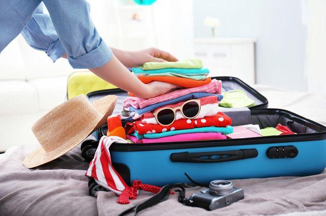 Путешествуем налегке. Как уместить в багаж все вещи