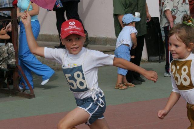 В Омске пройдет спартакиада спортивных семей