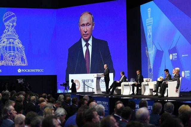 Путин заявил, что бывший вице-премьер Шувалов будет востребован