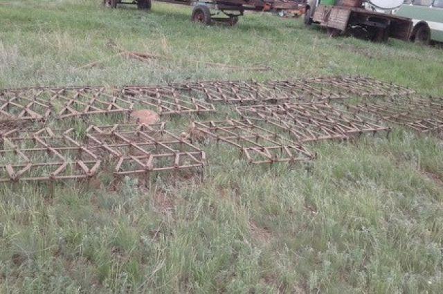 В селе Комиссарово Октябрьского района пострадал подросток.