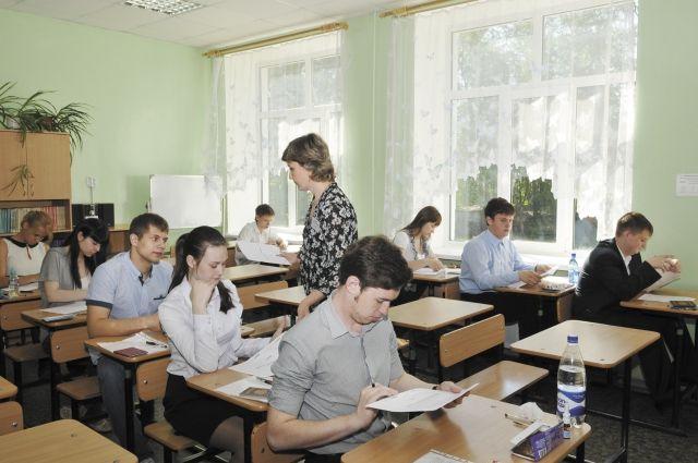 Экзамены будут сдавать 5391 человек.