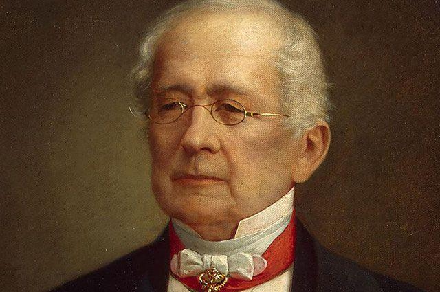 Портрет светлейшего князя Александра Михайловича Горчакова (Богацкий Н. Т., 1873).