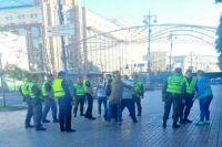 Полиция Киева отчиталась о происшествиях с фанатами финала Лиги чемпионов