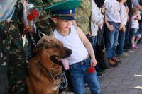 В Ноябрьске появится мемориал в честь 100-летия Пограничных войск