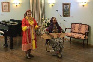 Литературно-музыкальная гостиная в Доме-музее В.А. Игошева