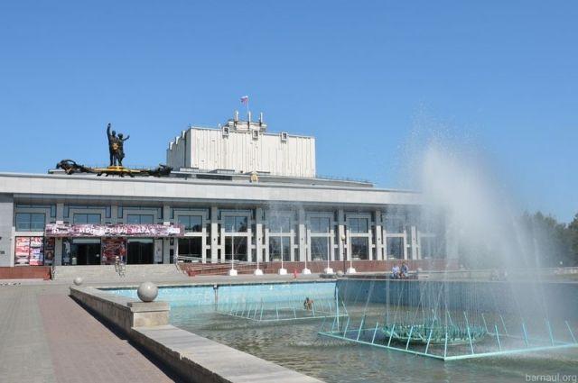 Театр драмы в Барнауле