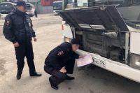 259 автобусов проверили в Перми за неделю.