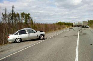 В ДТП погиб водитель легковушки