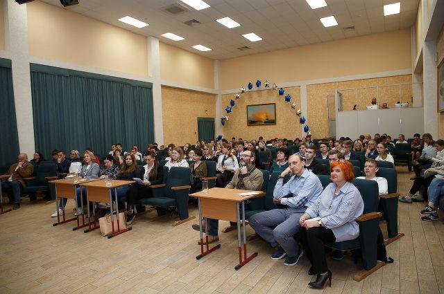 В Тюмени наградили победителей конкурса «Стратегия моей жизни»
