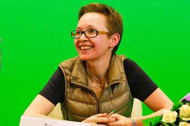 Гузель Яхина давно живет в Москве, но предпочитает называть себя казанской писательницей.
