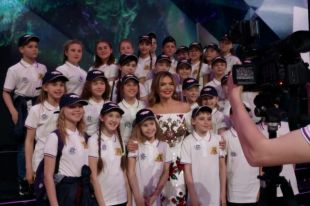 Кузбасские дети побывали на фестивале художественной гимнастики «Алина».