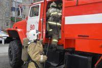 Журналисты на несколько часов перевоплотились в пожарных