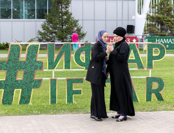 В России ифтаров такого масштаба не было.