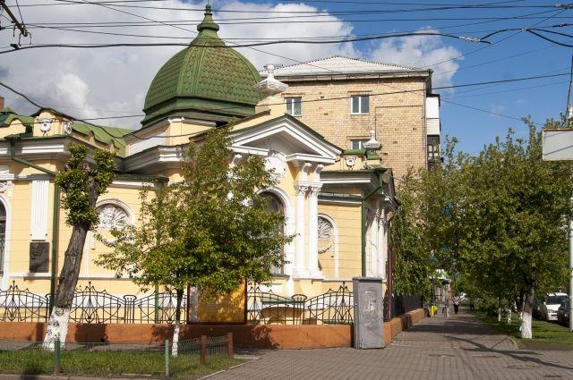 Красноярск готовится к своему 390-летию.